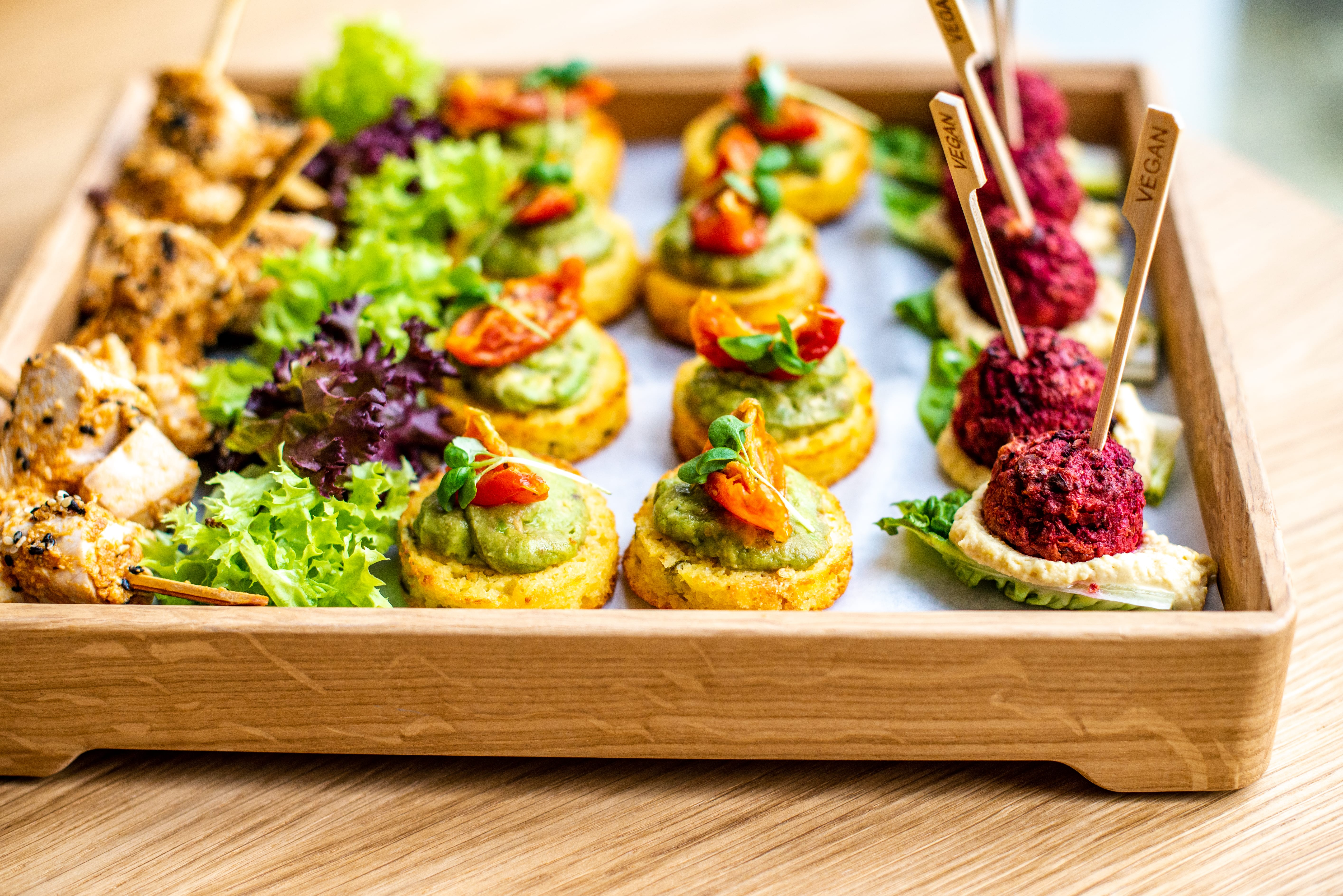 conscious consumption; workplace catering